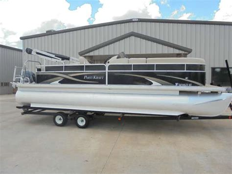 Used Pontoon Boats Raystown Lake by Parti Kraft Pontoon Boat Boats For Sale