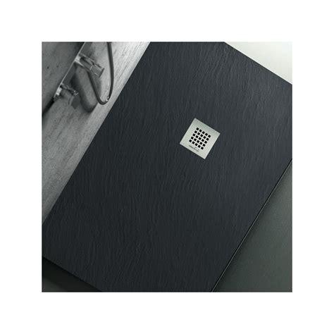 piatto doccia 65x80 piatto doccia in pietra sintetica ardesia su misura