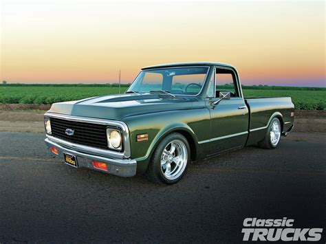 1972 Chevrolet Truck by 1972 Chevrolet C10 Rod Network