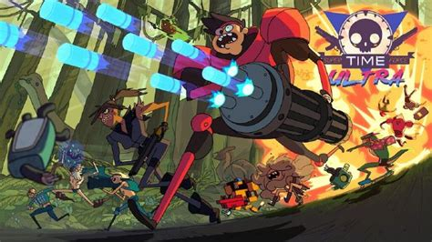 Super Time Force Ultra Free Download « Igggames