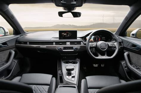 audi a4 interior 2017 audi s4 now on in australia from 99 900