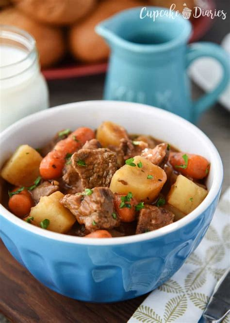 stew cooker slow beef easy meal meals nothing