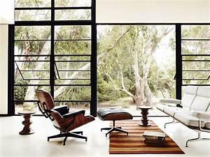 Eames Chair Lounge : design classic stories the eames lounge chair and ottoman ~ Buech-reservation.com Haus und Dekorationen