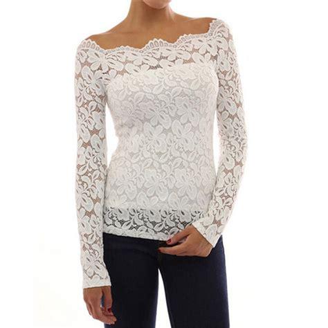 womens lace tops blouses lace blouses fashion ql