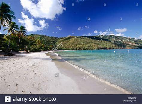 Tide On The Beach Magens Bay Beach St Thomas Us Virgin