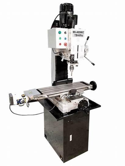 Machine Milling Computer Numerical Control Smithy Mi