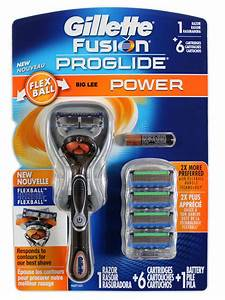 Gillette Fusion Proglide Power Flexball 1 Razor   6