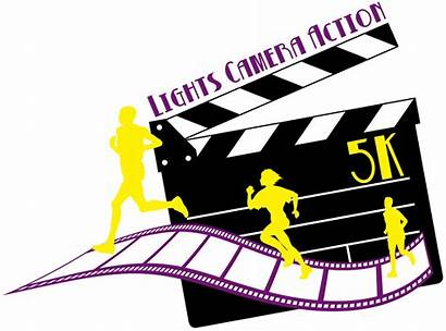 Camera Action Lights Clipart 5k Clip Events