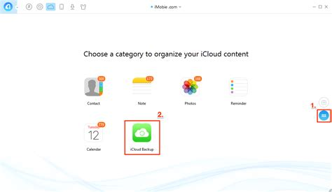 access icloud from iphone how to access icloud calendar from pc imobie guide