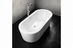 Baignoire Pas Cher : baignoire ilot design copenhagen en acrylique marque ~ Melissatoandfro.com Idées de Décoration