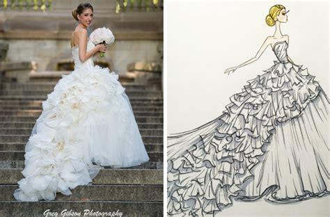 10 Custom Bridal Illustration Keepsakes SouthBound Bride