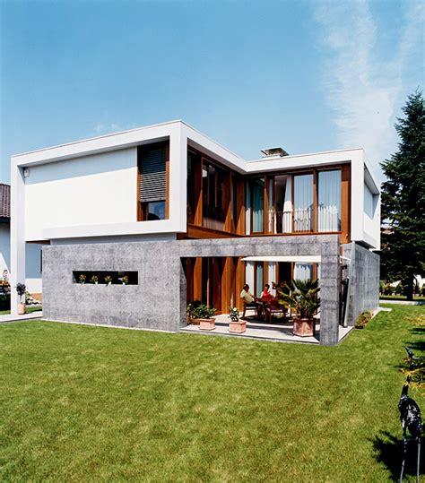 Günstige Kleine Häuser by Flachdachhaus Mit 252 Ppiger Verglasung Sch 214 Ner Wohnen