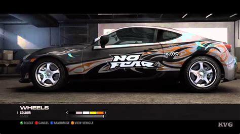Grid 2  Customize Car  Tuning [hd] Youtube