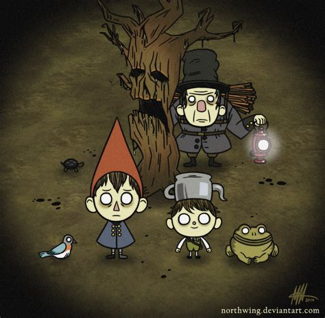 the garden wall don t starve by northwing on deviantart