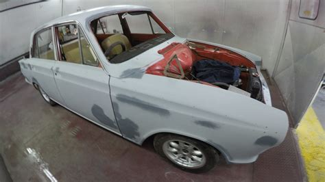 1966 MK1 GT Ford Cortina - The Gunman