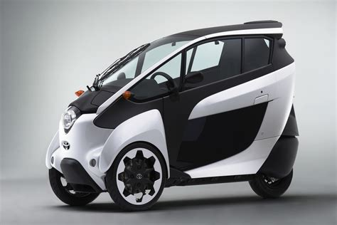toyota car company 3d car shows toyota i road