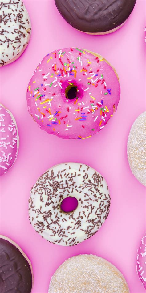 1125 x 1125 png 374 кб. donut worry- be happy! #foundonweheartit #iphonebackground #phonebackground #iphonewallpaper ...