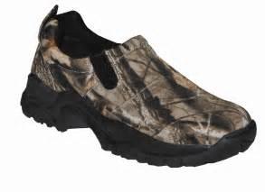 Men's Camo Slip-On Shoes
