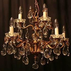 Antiques atlas italian gilded light antique chandelier