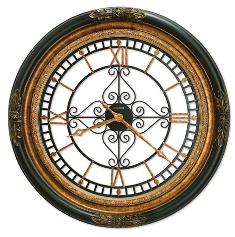 howard miller rosario oversized wall clock 625 443 timekeepers of escondido