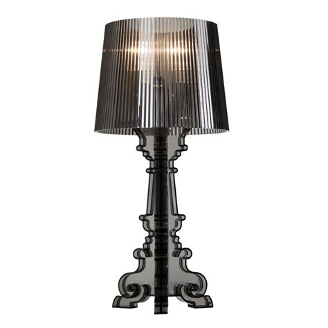 Kartell Bourgie L Replica by Replica Modern Black Kartell Bourgie Ghost Table L Ebay