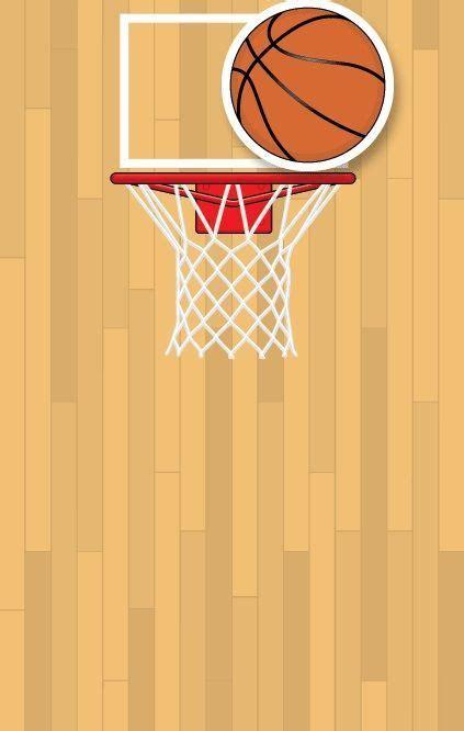 basketball blank invitation templates basketball