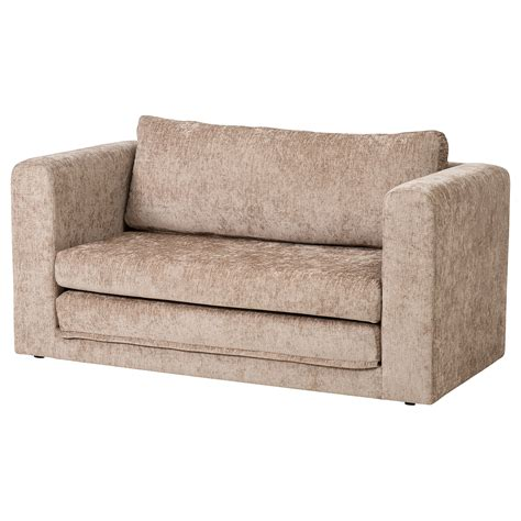 ikea futon sofa bed askeby 2 seat sofa bed beige ikea