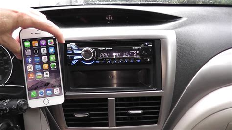 Sony Aftermarket Car Radio Features And Review