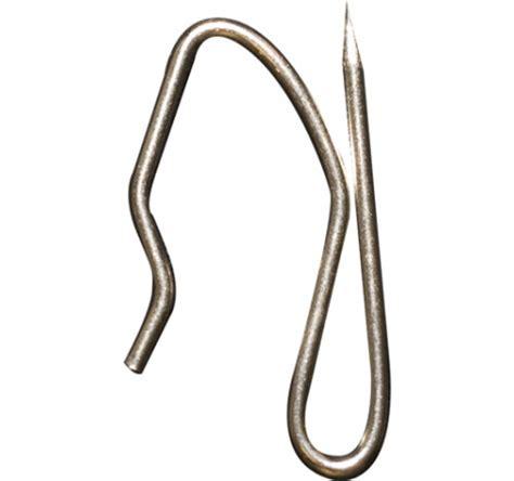 recmar 4138 stainless drapery pin hook 14 bag