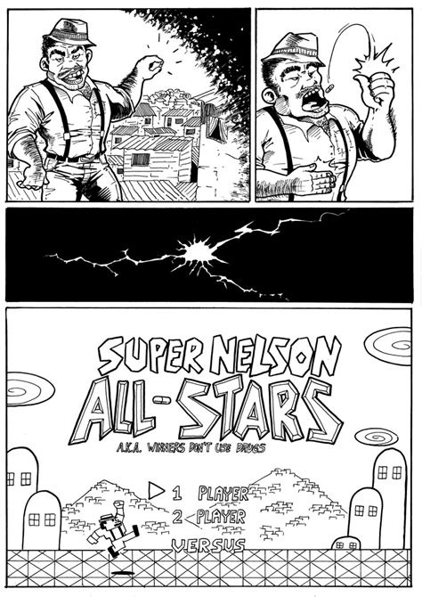 nelson page 1 by patriciogparra on deviantart