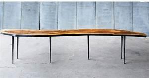 Mobilier Bois Design : mobilier professionnel en bois design ~ Melissatoandfro.com Idées de Décoration