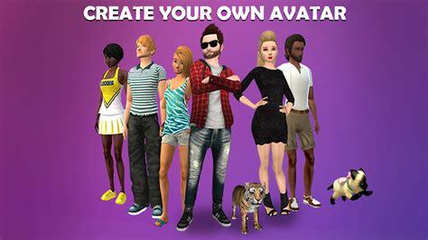 avakin game 3d virtual android vr lockwood mod social apk crear games employee play sociales avatares juego gratis gezginler infinitas