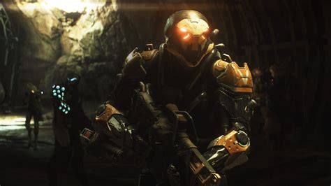 Anthem  Everything We Know So Far  Guide  Push Square