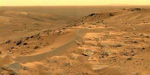 Short Story Set On Mars | The Pilot and the Screen Writer ...