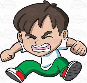 Frustrated Boy Clipart (5+)