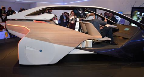 Bmw's I Inside Concept Puts A Futuristic Spin On