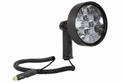 Spotlight Led Larson Electronics Handheld Watt