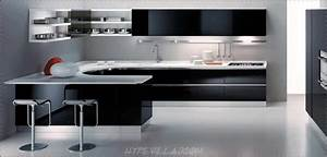 Modern kitchen new home plans interior decors luxury for Modern house kitchen interior design