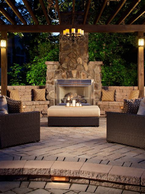 Outside Patio Designs by 30 Impressive Patio Design Ideas Style Motivation