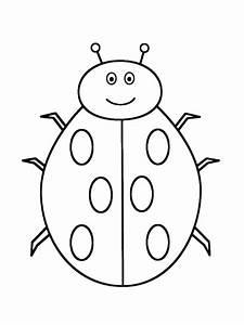 Modèle De Dessin Facile : coloriage a imprimer ladybug ~ Melissatoandfro.com Idées de Décoration