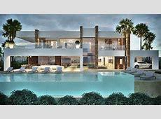 MODERN VILLAS MARBELLA Villas for sale in Marbella Pools