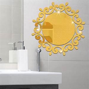 Spiegel Aufkleber Bad : online kaufen gro handel spiegel decke aus china spiegel decke gro h ndler ~ Orissabook.com Haus und Dekorationen