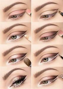 Maquillage Mariage Yeux Vert : maquillage yeux technique ~ Nature-et-papiers.com Idées de Décoration