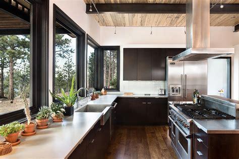 flagstaff homestead boulder contemporary kitchen