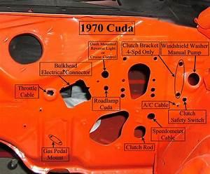 1968 Roadrunner Firewall Wiring Diagram