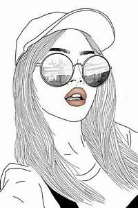 25+ bästa idéerna om Hipster drawings på Pinterest