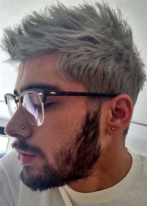 grey hair color  coolest guys  planet mens
