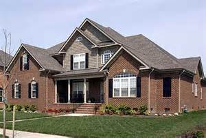 Of Images Traditional Brick Homes by Siding White Trim Black Shutters Traditional Brick
