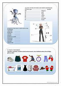 Warm-up Activities For Kids Worksheet