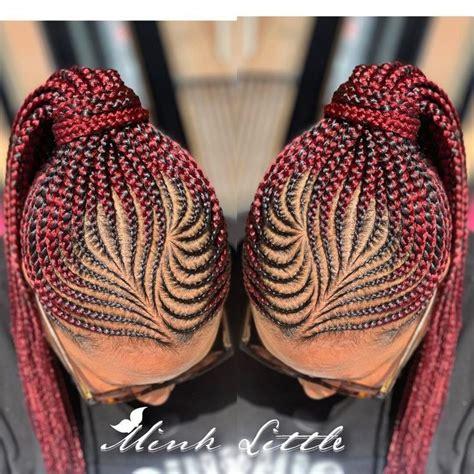 latest ghana weaving shuku styles  braids hairstyles